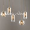 The Hive Hand Blown Glass Pendant Lighting